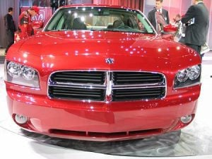 06charger Grill