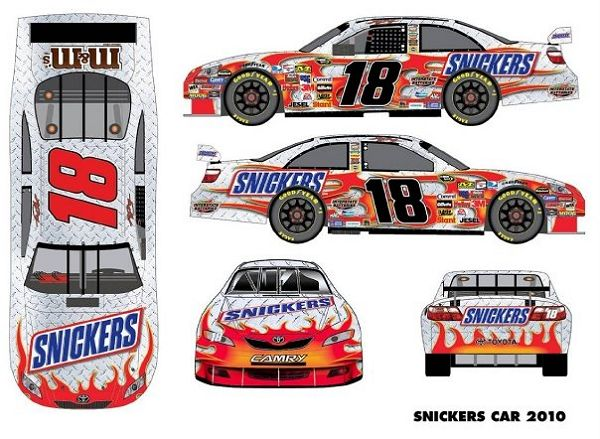 #18 Snickers