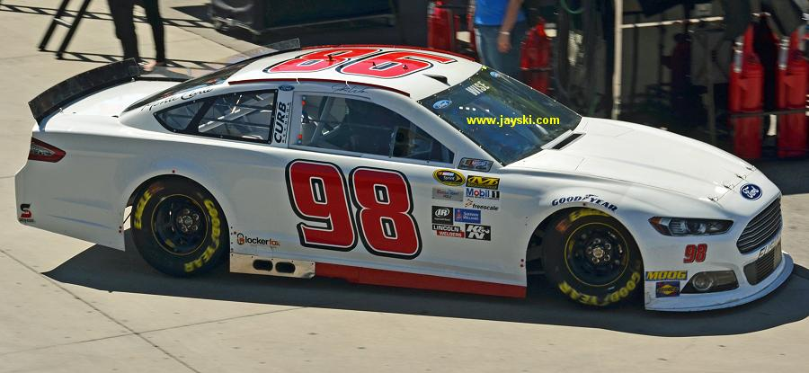 Randy Wise Ford >> 2015 NASCAR Sprint Cup Series Paint Schemes - Team #98 ...