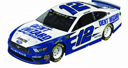 Dent Wizard signs deal with Team Penske, will sponsor Blaney
