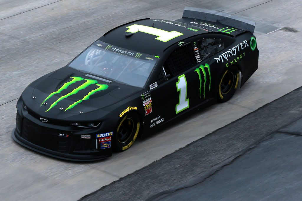 DOVER, DE - MAY 03: Kurt Busch, driver of the #1 Monster Energy Chevrolet, practices for the Monster Energy NASCAR Cup Series Gander RV 400 at Dover International Speedway on May 3, 2019 in Dover, Delaware. (Photo by Sean Gardner/Getty Images) | Getty Images