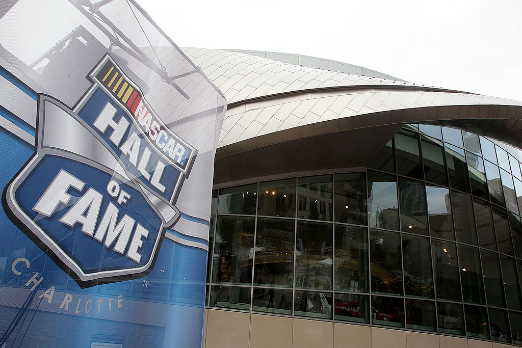 CHARLOTTE, NC - MAY 11: A general view of the NASCAR Hall of Fame Grand Opening at the NASCAR Hall of Fame on May 11, 2010 in Charlotte, North Carolina. (Photo by Streeter Lecka/Getty Images for NASCAR Hall of Fame) | Getty Images
