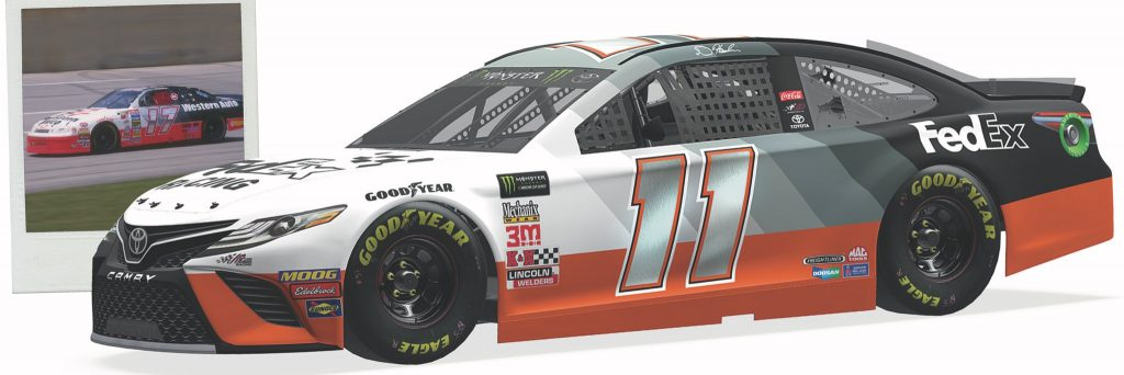 11 Fedex Throwback Jgr Twitter