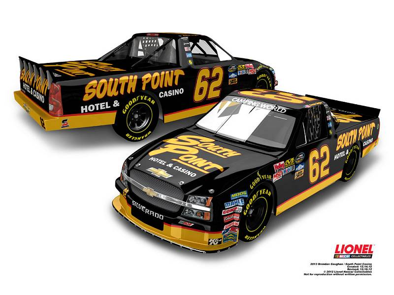 2013t 62southpoint Diecast