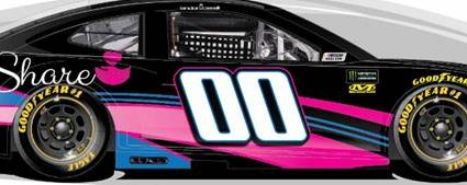 StarCom Racing partners with Share Pregnancy & Infant Loss Support at Sonoma