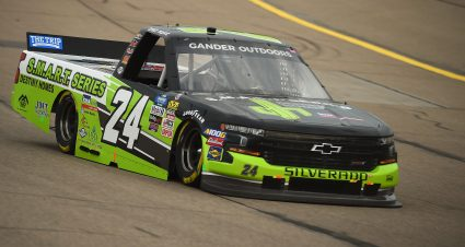 Brett Moffitt takes home state victory in eventful Iowa race after Chastain disqualified