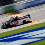 JOLIET, ILLINOIS - JUNE 27: Natalie Decker, driver of the #54 N29 Technologies LLC Toyota, practices for the NASCAR Gander Outdoors Truck Series Camping World 225 at Chicagoland Speedway on June 27, 2019 in Joliet, Illinois. (Photo by Jared C. Tilton/Getty Images) | Getty Images