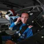 CHARLOTTE, NC - MAY 24:  Dylan Lupton, driver of the #28 Fatal Clothing Ford, sits in his car during practice for the NASCAR Xfinity Series ALSCO 300 at Charlotte Motor Speedway on May 24, 2018 in Charlotte, North Carolina.  (Photo by Matt Sullivan/Getty Images) | Getty Images