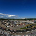 LOUDON, NEW HAMPSHIRE - JULY 21: General view of action during the Monster Energy NASCAR Cup Series Foxwoods Resort Casino 301 at New Hampshire Motor Speedway on July 21, 2019 in Loudon, New Hampshire. (Photo by Chris Trotman/Getty Images) | Getty Images