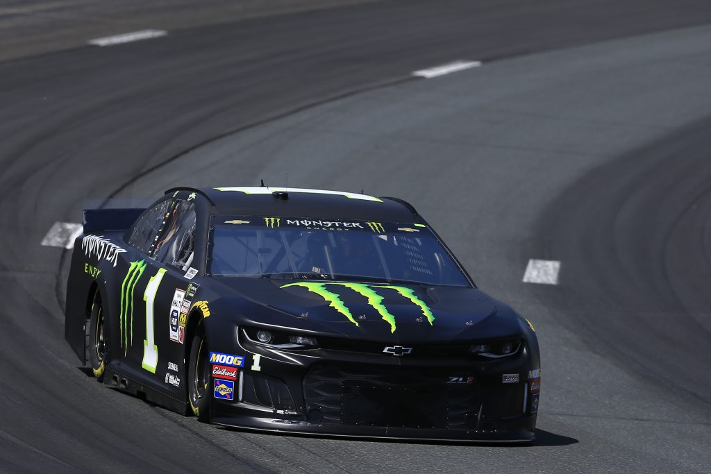 LOUDON, NEW HAMPSHIRE - JULY 19: Kurt Busch, driver of the #1 Monster Energy Chevrolet, practices for the Monster Energy NASCAR Cup Series Foxwoods Resort Casino 301 at New Hampshire Motor Speedway on July 19, 2019 in Loudon, New Hampshire. (Photo by Chris Trotman/Getty Images) | Getty Images