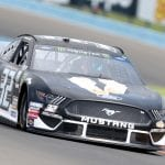 WATKINS GLEN, NEW YORK - AUGUST 03: Corey LaJoie, driver of the #32 Samaritan?s Feet Ford, drives during practice for the Monster Energy NASCAR Cup Series Go Bowling at The Glen at Watkins Glen International on August 03, 2019 in Watkins Glen, New York. (Photo by Matt Sullivan/Getty Images)   Getty Images
