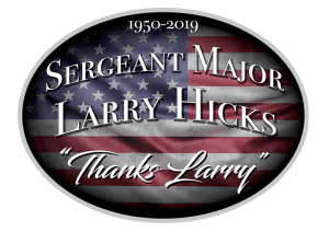Larry Hicks Decal