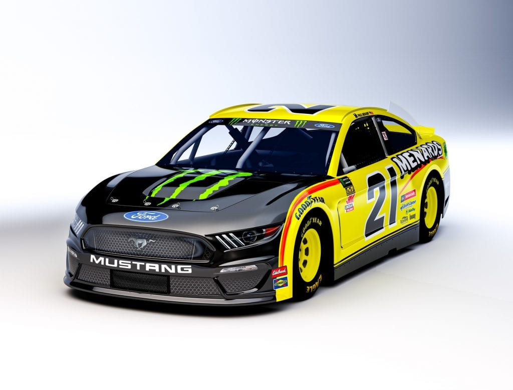 21 Menards Monster
