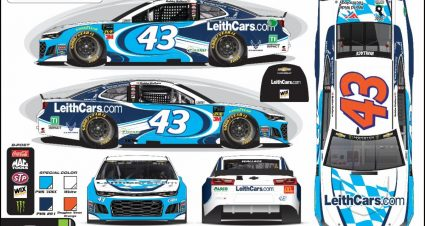 LeithCars.com to partner with Richard Petty Motorsports at Charlotte Motor Speedway