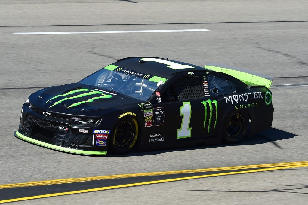 RICHMOND, VIRGINIA - SEPTEMBER 20: Kurt Busch, driver of the #1 Monster Energy Chevrolet, practices for the Monster Energy NASCAR Cup Series Federated Auto Parts 400 at Richmond Raceway on September 20, 2019 in Richmond, Virginia. (Photo by Jared C. Tilton/Getty Images) | Getty Images