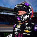 AVONDALE, ARIZONA - NOVEMBER 09: Jimmie Johnson, driver of the #48 Ally Chevrolet, stands on the grid during qualifying for the Monster Energy NASCAR Cup Series Bluegreen Vacations 500 at ISM Raceway on November 09, 2019 in Avondale, Arizona. (Photo by Jared C. Tilton/Getty Images) | Getty Images