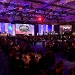 CHARLOTTE, NORTH CAROLINA - NOVEMBER 22: A general view of the NASCAR Xfinity Series and NASCAR Gander Outdoors Truck Series Championship Banquet at Charlotte Convention Center on November 22, 2019 in Charlotte, North Carolina. (Photo by Jared C. Tilton/Getty Images) | Getty Images
