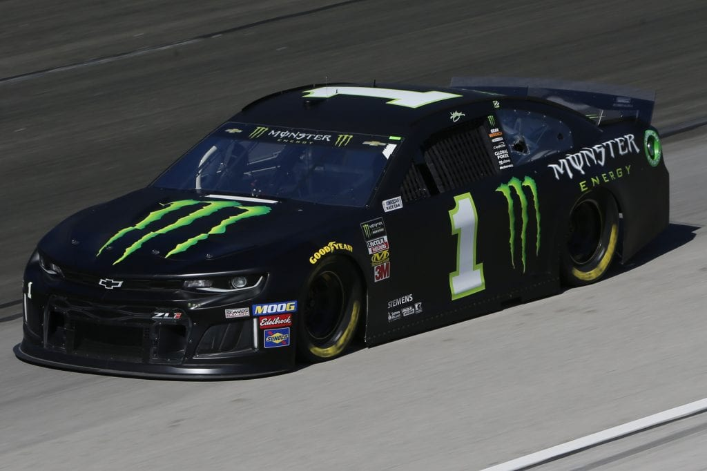 FORT WORTH, TEXAS - NOVEMBER 01: Kurt Busch, driver of the #1 Monster Energy Chevrolet, practices for the Monster Energy NASCAR Cup Series AAA Texas 500 at Texas Motor Speedway on November 01, 2019 in Fort Worth, Texas. (Photo by Jonathan Ferrey/Getty Images) | Getty Images