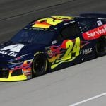 FORT WORTH, TEXAS - NOVEMBER 01: William Byron, driver of the #24 Axalta Chevrolet, practices for the Monster Energy NASCAR Cup Series AAA Texas 500 at Texas Motor Speedway on November 01, 2019 in Fort Worth, Texas. (Photo by Jonathan Ferrey/Getty Images) | Getty Images