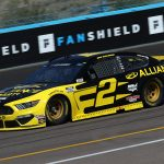 AVONDALE, ARIZONA - MARCH 06:  Brad Keselowski, driver of the #2 Alliance Parts Ford, practices during practice for the NASCAR Cup Series FanShield 500 at Phoenix Raceway on March 06, 2020 in Avondale, Arizona. (Photo by Chris Graythen/Getty Images)   Getty Images