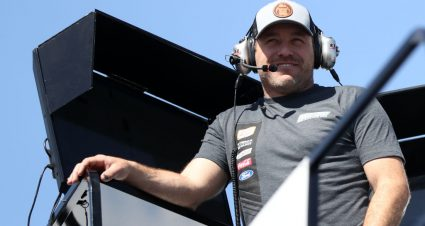 Ryan Newman featured in MotorTrend season documentary