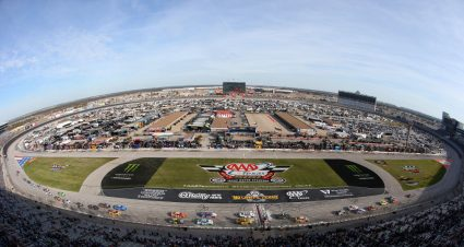 All-Star race to Texas? Cup race at COTA?