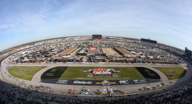 FORT WORTH, TEXAS - NOVEMBER 03: A general view of the action during the Monster Energy NASCAR Cup Series AAA Texas 500 at Texas Motor Speedway on November 03, 2019 in Fort Worth, Texas. (Photo by Brian Lawdermilk/Getty Images) | Getty Images