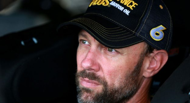 RICHMOND, VA - SEPTEMBER 21:  Matt Kenseth, driver of the #6 Performance Plus Motor Oil Ford, sits in his car during practice for the Monster Energy NASCAR Cup Series Federated Auto Parts 400 at Richmond Raceway on September 21, 2018 in Richmond, Virginia.  (Photo by Sean Gardner/Getty Images) | Getty Images