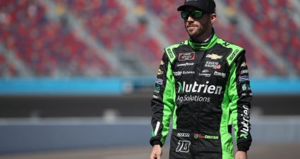 Ross Chastain to drive #42 for Chip Ganassi Racing in 2021