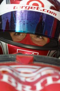 8 May 2001: Tony Stewart sits in his Chip Ganassi Racing G Force Oldsmobile during a practice run in preparation for the Indianapolis 500 at the Indianapolis Motor Speedway, in Indianapolis, Indiana.Digital Image. Mandatory Credit: ROBERT LABERGE/ALLSPORT