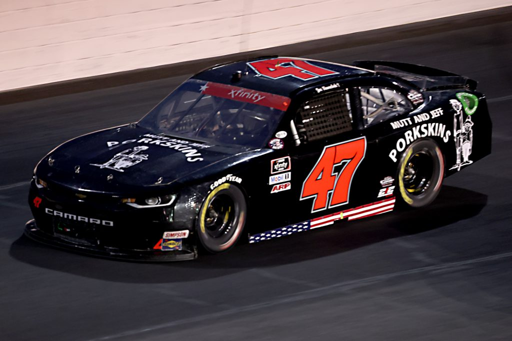 CONCORD, NORTH CAROLINA - MAY 25: fduring the NASCAR Xfinity Series Alsco 300 at Charlotte Motor Speedway on May 25, 2020 in Concord, North Carolina. (Photo by Chris Graythen/Getty Images) | Getty Images