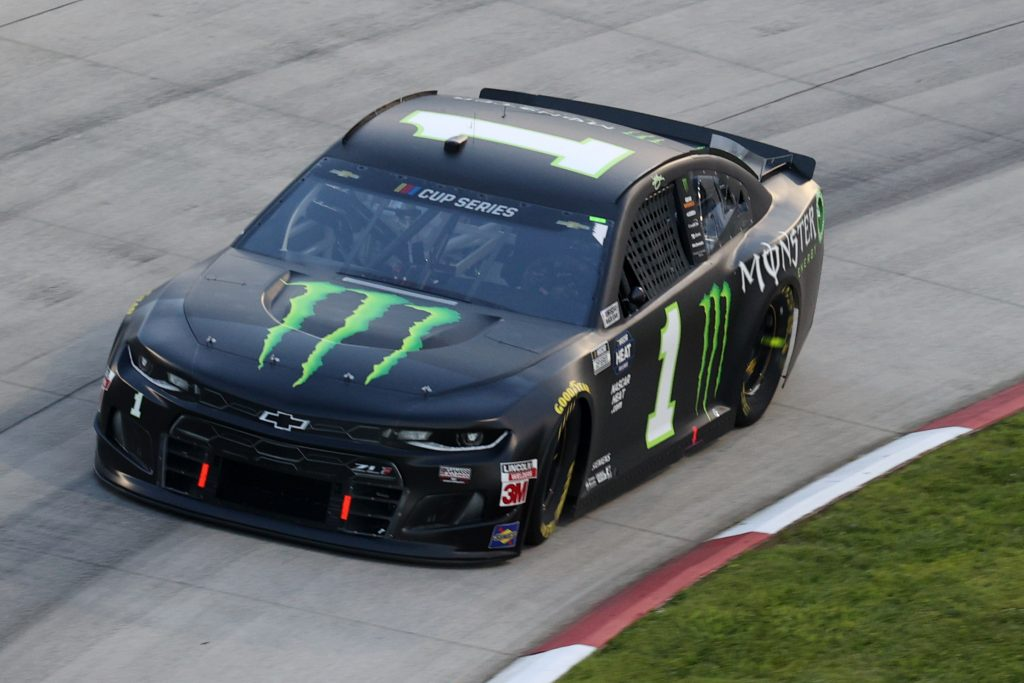 MARTINSVILLE, VIRGINIA - JUNE 10: Kurt Busch, driver of the #1 Monster Energy Chevrolet, drives during the NASCAR Cup Series Blue-Emu Maximum Pain Relief 500 at Martinsville Speedway on June 10, 2020 in Martinsville, Virginia. (Photo by Rob Carr/Getty Images) | Getty Images