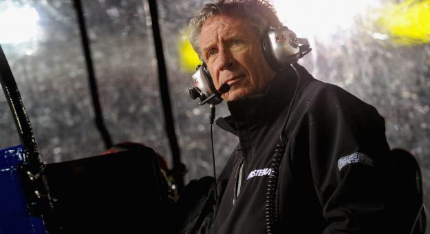 BRISTOL, TN - MARCH 16:  Jimmy Fennig, crew chief of the #99 Kellogg's/Frosted Flakes Ford, looks on from his pit box during the NASCAR Sprint Cup Series Food City 500 at Bristol Motor Speedway on March 16, 2014 in Bristol, Tennessee.  (Photo by Will Schneekloth/Getty Images)   Getty Images