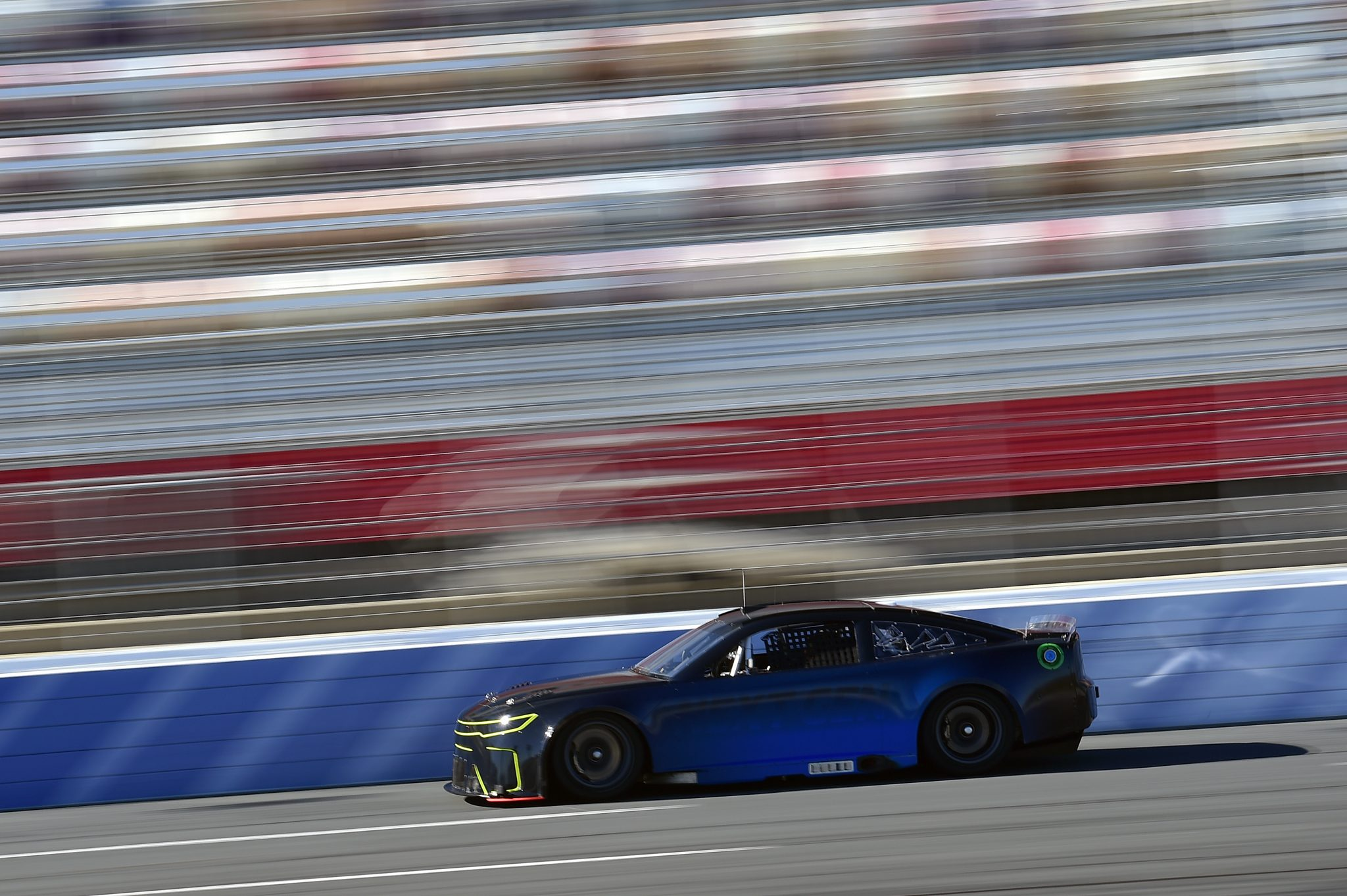 CONCORD, NORTH CAROLINA - NOVEMBER 16: Kurt Busch drives the NASCAR Next Gen car during the NASCAR Cup Series test at Charlotte Motor Speedway on November 16, 2020 in Concord, North Carolina. (Photo by Jared C. Tilton/Getty Images) | Getty Images