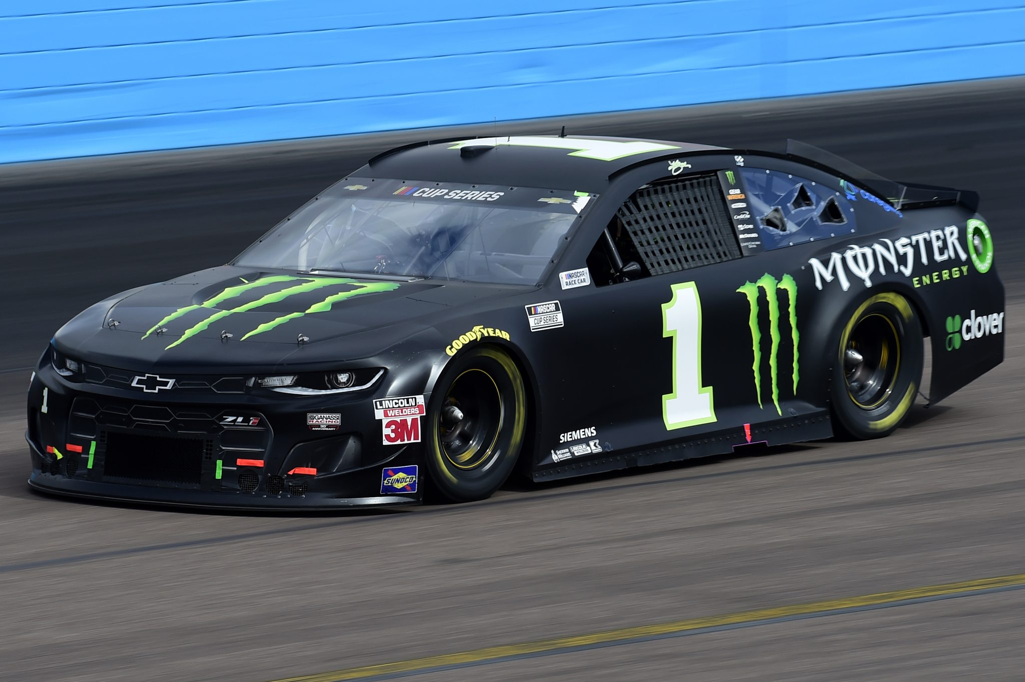 AVONDALE, ARIZONA - NOVEMBER 08: Kurt Busch, driver of the #1 Monster Energy Chevrolet, drives during the NASCAR Cup Series Season Finale 500 at Phoenix Raceway on November 08, 2020 in Avondale, Arizona. (Photo by Jared C. Tilton/Getty Images) | Getty Images
