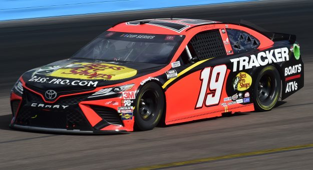 AVONDALE, ARIZONA - NOVEMBER 08: Martin Truex Jr., driver of the #19 Bass Pro Shops Toyota, drives during the NASCAR Cup Series Season Finale 500 at Phoenix Raceway on November 08, 2020 in Avondale, Arizona. (Photo by Jared C. Tilton/Getty Images) | Getty Images