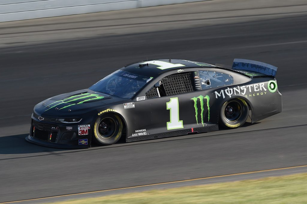 LONG POND, PENNSYLVANIA - JUNE 28: Kurt Busch, driver of the #1 Monster Energy Chevrolet, during the NASCAR Cup Series Pocono 350 at Pocono Raceway on June 28, 2020 in Long Pond, Pennsylvania. (Photo by Jared C. Tilton/Getty Images) | Getty Images
