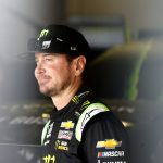 DAYTONA BEACH, FLORIDA - FEBRUARY 15: Kurt Busch, driver of the #1 Monster Energy Chevrolet, stands in the garage area during practice for the NASCAR Cup Series 62nd Annual Daytona 500 at Daytona International Speedway on February 15, 2020 in Daytona Beach, Florida. (Photo by Brian Lawdermilk/Getty Images) | Getty Images