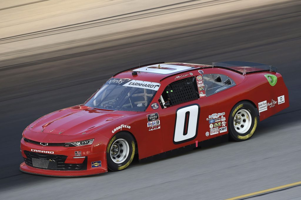 SPARTA, KENTUCKY - JULY 10: Jeffrey Earnhardt, driver of the #0 TeamJDMotorsports.com Chevrolet, drives during the NASCAR Xfinity Series Alsco 300 at Kentucky Speedway on July 10, 2020 in Sparta, Kentucky. (Photo by Jared C. Tilton/Getty Images) | Getty Images