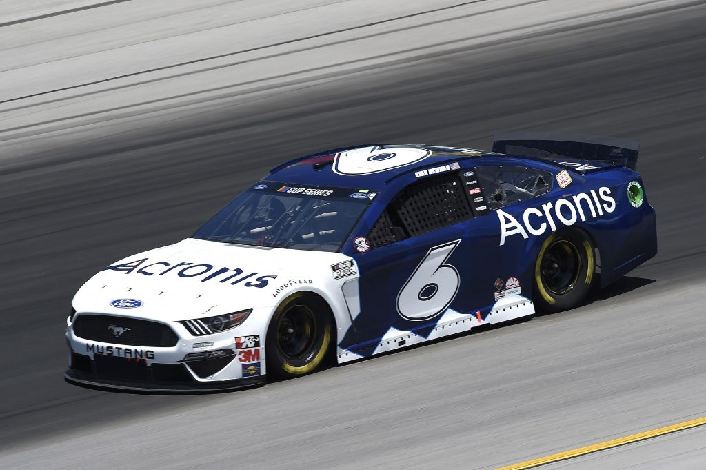 SPARTA, KENTUCKY - JULY 12: Ryan Newman, driver of the #6 Ford, drives during the NASCAR Cup Series Quaker State 400 Presented by Walmart at Kentucky Speedway on July 12, 2020 in Sparta, Kentucky. (Photo by Jared C. Tilton/Getty Images) | Getty Images