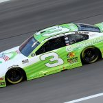 KANSAS CITY, KANSAS - JULY 23: Austin Dillon, driver of the #3 American Ethanol Chevrolet, drives during the NASCAR Cup Series Super Start Batteries 400 Presented by O'Reilly Auto Parts at Kansas Speedway on July 23, 2020 in Kansas City, Kansas. (Photo by Jamie Squire/Getty Images) | Getty Images