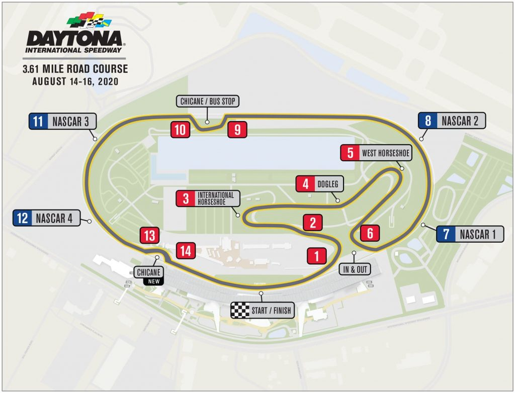Daytona Road Course