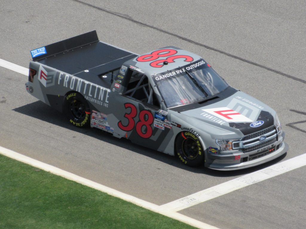 2020 Trucks Daytonarc 38