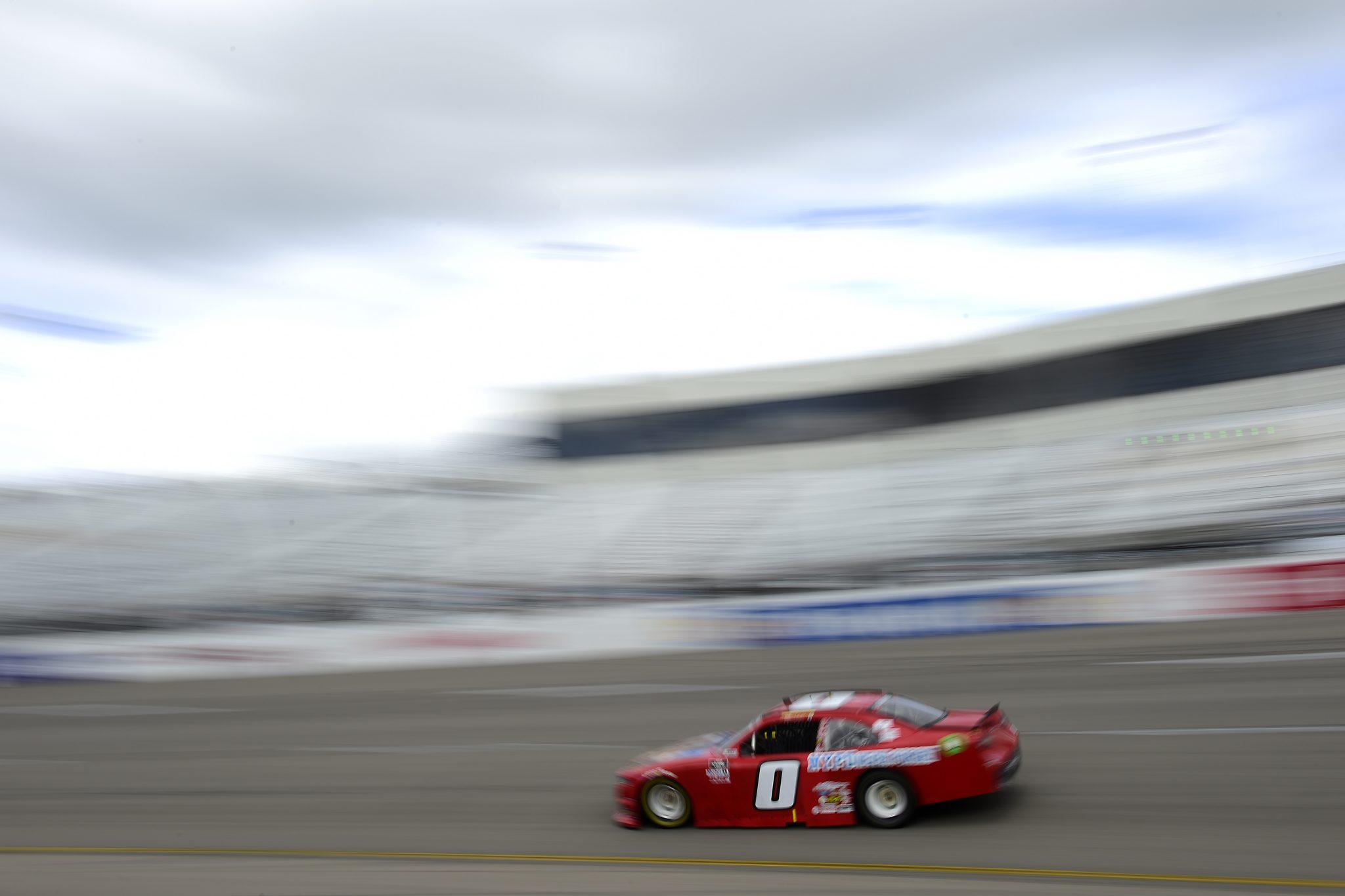 RICHMOND, VIRGINIA - SEPTEMBER 12: Jeffrey Earnhardt, driver of the #0 TeamJDMotorsports.com Chevrolet, drives during the NASCAR Xfinity Series Virginia is for Racing Lovers 250 at Richmond Raceway on September 12, 2020 in Richmond, Virginia. (Photo by Jared C. Tilton/Getty Images) | Getty Images