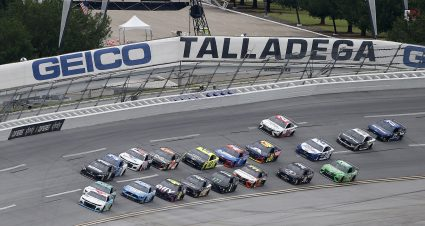 Limited number of tickets available for Talladega Superspeedway's October 2-4 tripleheader weekend