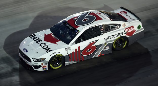 BRISTOL, TENNESSEE - SEPTEMBER 19: Ryan Newman, driver of the #6 Guaranteed Rate Ford, drives during the NASCAR Cup Series Bass Pro Shops Night Race at Bristol Motor Speedway on September 19, 2020 in Bristol, Tennessee. (Photo by Jared C. Tilton/Getty Images) | Getty Images