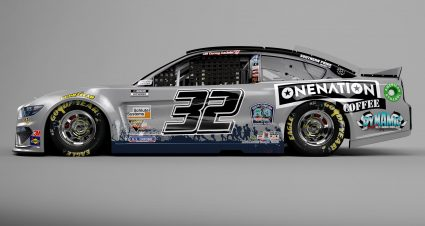 OneNation Coffee joins Go Fas Racing at Charlotte