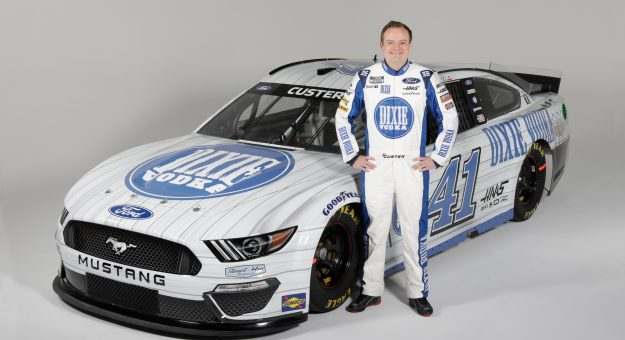 Cole Custer Dixie Vodka