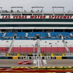 LAS VEGAS, NV - MARCH 01:  A general view of the empty grandstands  during practice for the NASCAR Xfinty Series Boyd Gaming 300 at Las Vegas Motor Speedway on March 1, 2019 in Las Vegas, Nevada.  (Photo by Sarah Crabill/Getty Images) | Getty Images