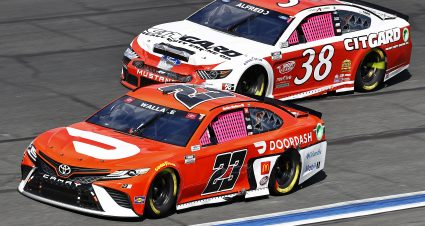 Tentative Deal Between 23XI Racing Acquiring Charter from Front Row Motorsports has Collapsed